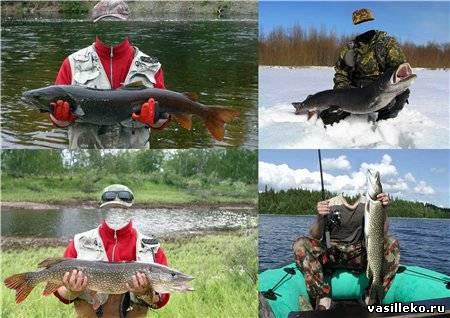 шаблон для ucoz на тему рыбалка
